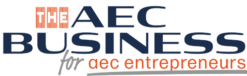 The AEC Business Group Logo Dark